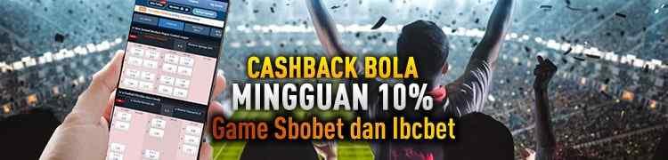 cashback sbobet